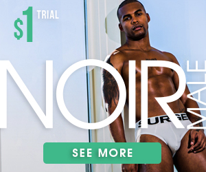Noir Male -adultforce